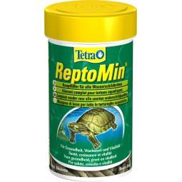 Корм для черепах Tetra ReptoMin гранулы 100мл