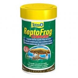 Корм для лягушек и тритонов Tetra ReptoFrog Granules 100мл (гранулы)