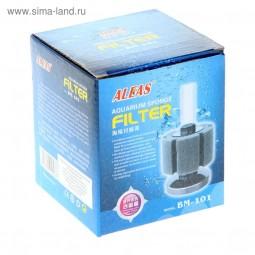 ALEAS Аэро-фильтр губка (для мальков) №1