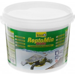 "Корм для водных черепах Tetra ""ReptoMin"", палочки, 10 л (2,5 кг)"