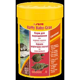 Сера Корм для рептилий RAFFY BABY GRAN 100 мл 32 г (S1727)