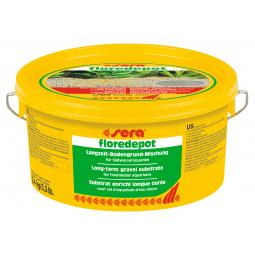 Сера Грунт для растений FLOREDEPOT 2,4 кг /ведро/ (S-3375)